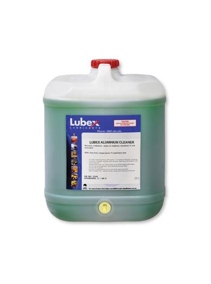 Lubex Aluminium Cleaner