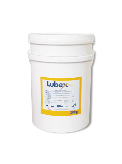 lubex gold grease