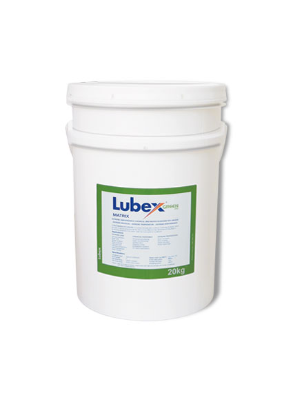 lubricon lubex green grease lubrication