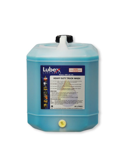 Lubex Heavy Duty Truck Wash