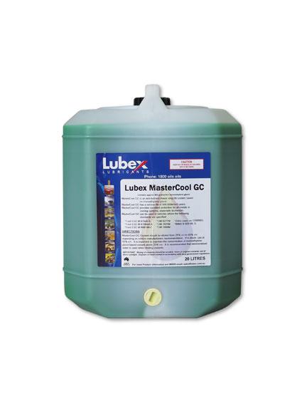 Lubex MasterCool - RP, GP, RC, GC Coolant