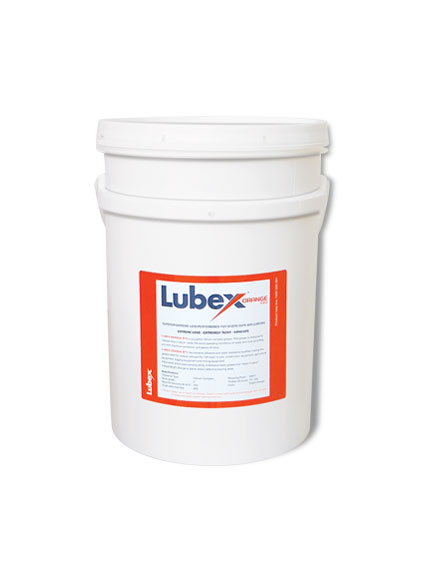 Lubex Orange Grease