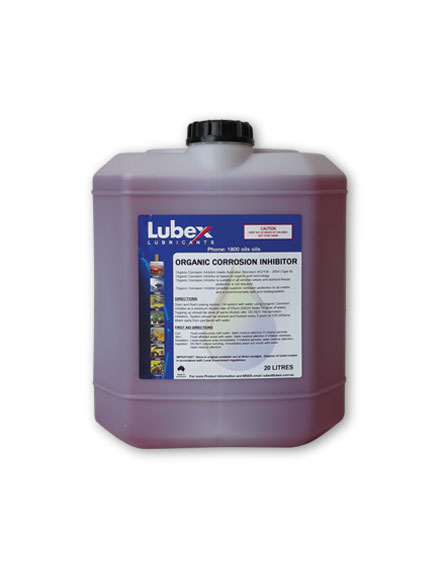 Lubex Red Corrosion Inhibitor
