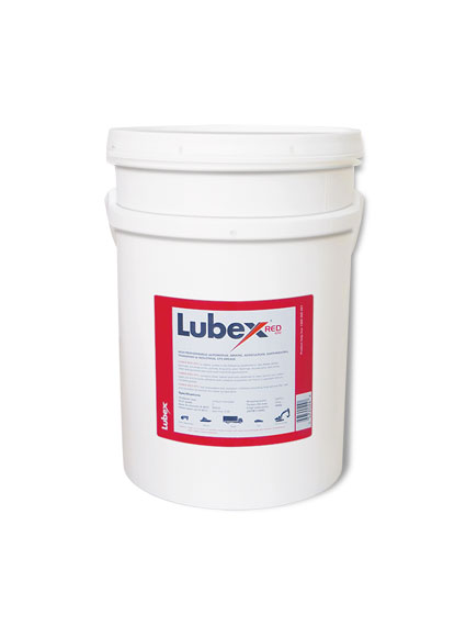 LUBEX red grease