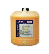Lubex Wash & Wax