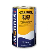 lubricon morris engine oil versimax HD6 SAPS oil