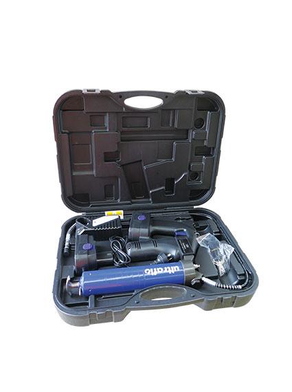 18V Lithium Ion Cordless Grease Gun Kit