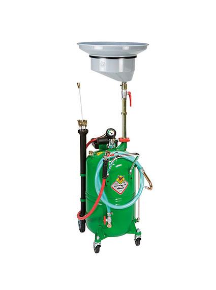 Mobile Oil Suction & Drainer Unit