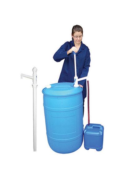 lubricon ezi action drum pump lubrication equipment