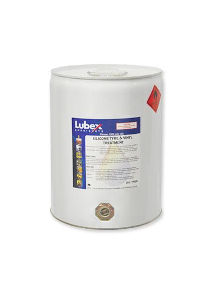 Lubex Silicone Tyre Shine