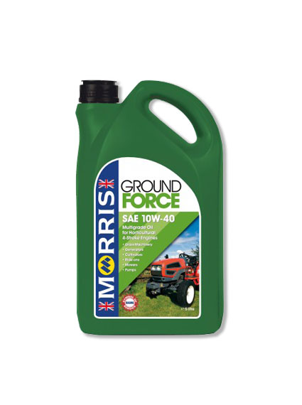 Morris Ground Force SAE 10w/40 Horticultural Oil