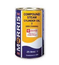 Morris Compound Steam Oil T