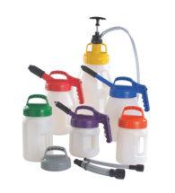 lubricon oil safe system storage dispensing fluid management