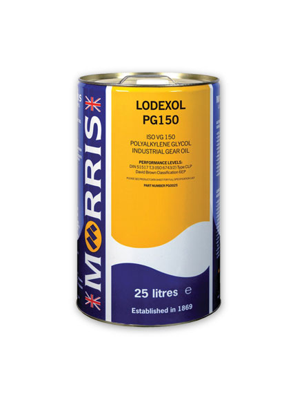 lubricon morris industrial gear oil lodexol