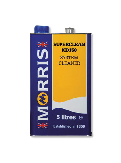 Morris Superclean KD150 System Cleaner