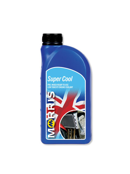 Morris Super Cool Coolant & Inhibitor