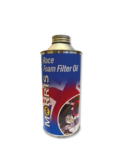 Morris Foam Filter Oil