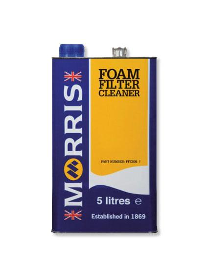 Morris Foam Filter Cleaner